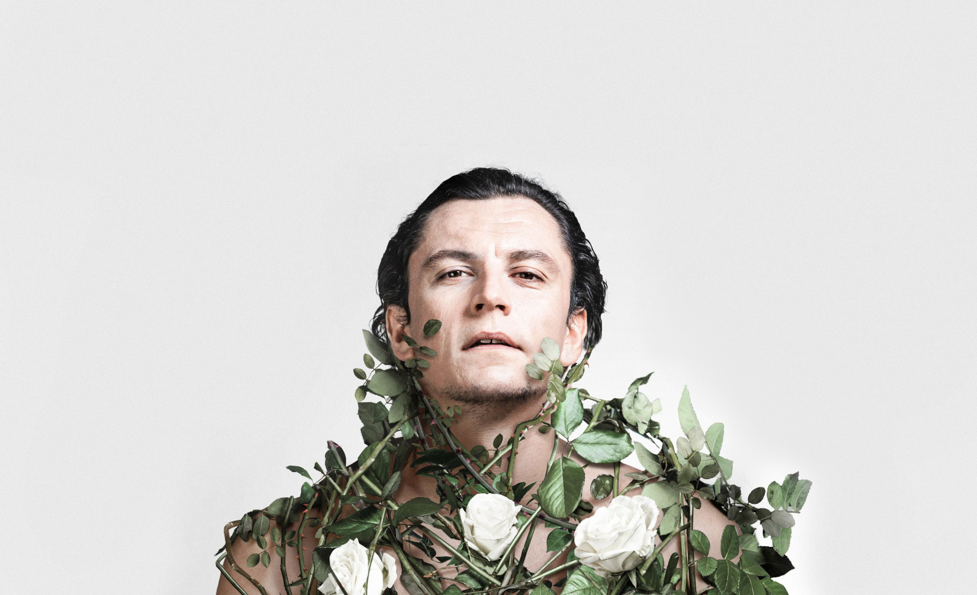 RICHARD III - Headlong Theatre - Theatre Publicity Poster Artwork