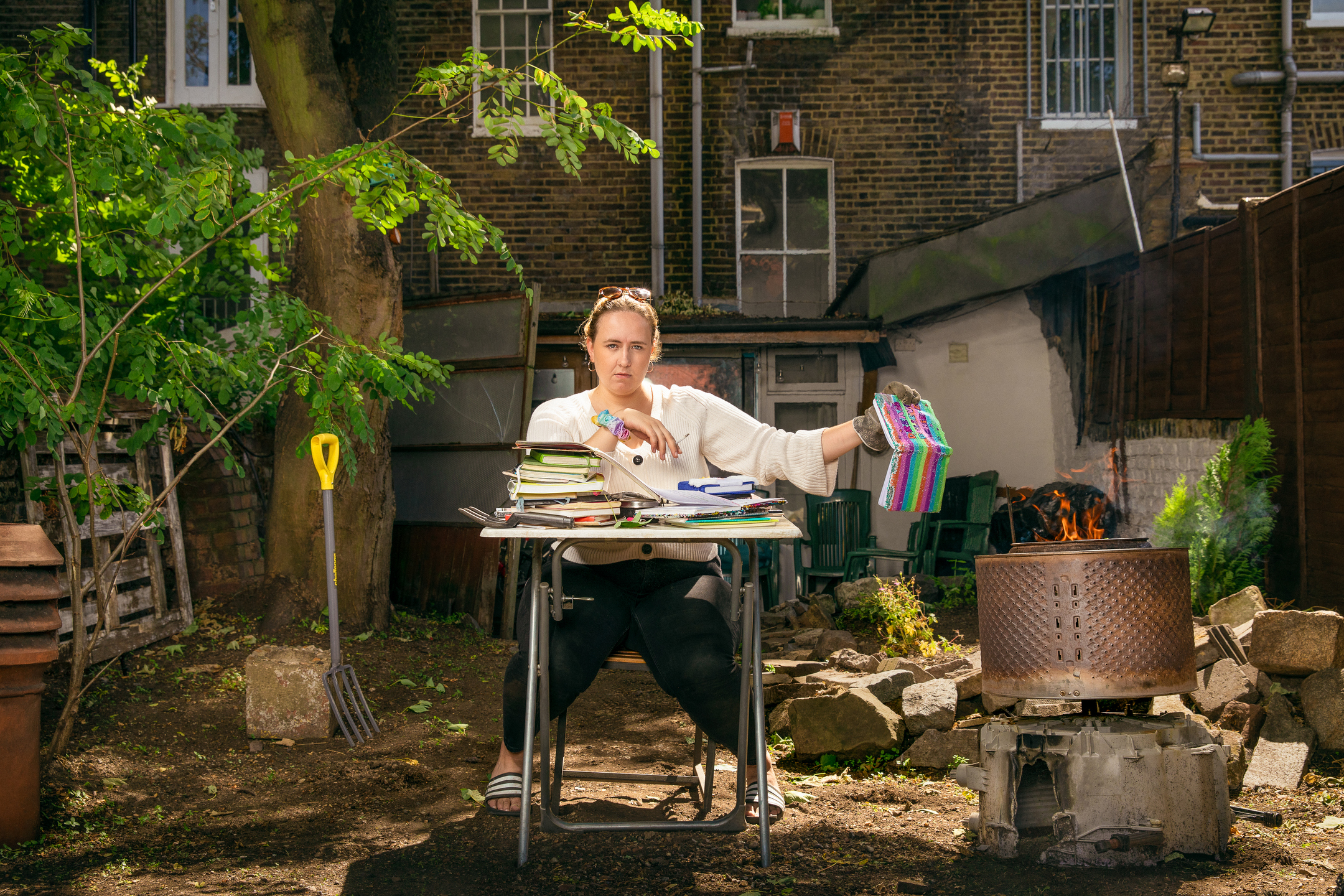 Helen Bauer | Madam Good Tit | Pleasance Courtyard, Bunker Two
